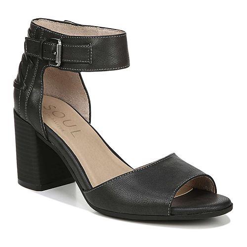 SOUL Naturalizer Carmen Women's Ankle Strap Sandals