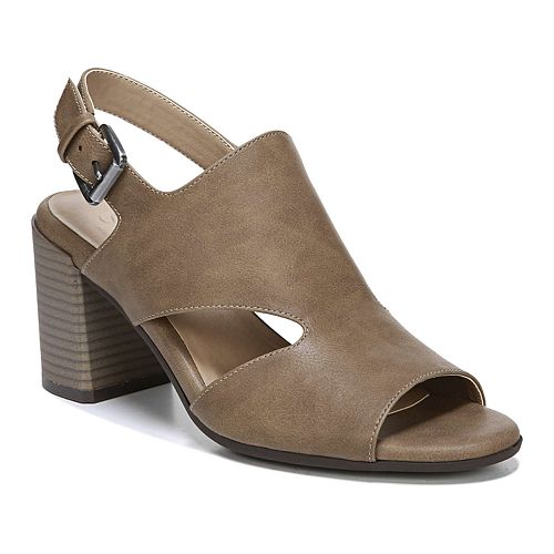 SOUL Naturalizer Clayre Women's Slingback Sandals
