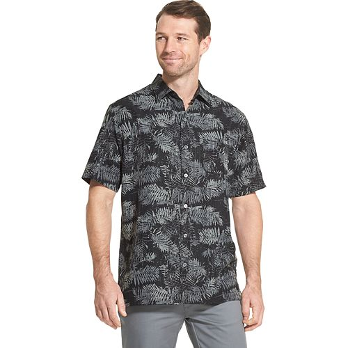 Men's Van Heusen Air Non-Iron Printed Button-Down Shirt