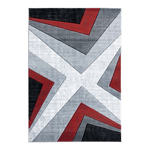United Weavers Bristol Collection Zine Geometric Rug