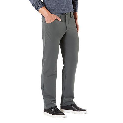 Men's Dockers® Smart 360 FLEX Straight-Fit Tech Pants D2