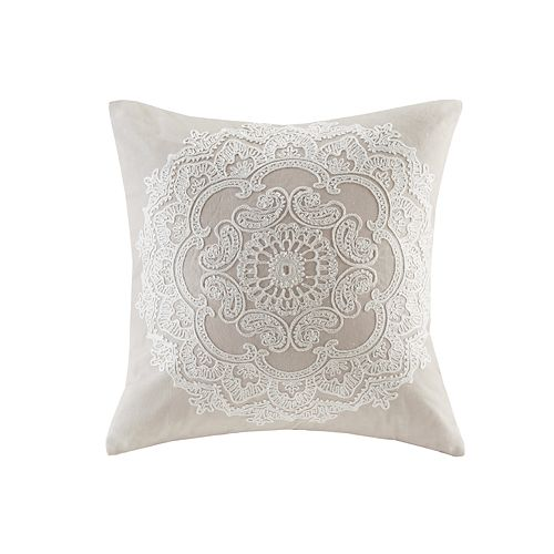 Harbor House Suzanna Square Throw Pillow