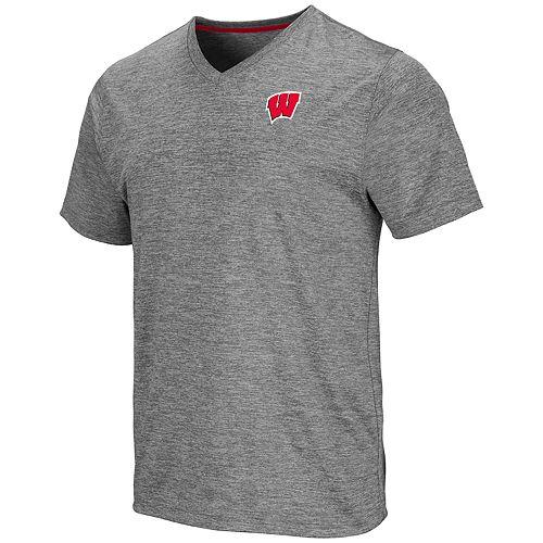 Men's Wisconsin Badgers Outfield Tee