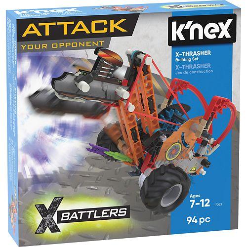 K'NEX X-Battlers X-Saw Attacker Building Set