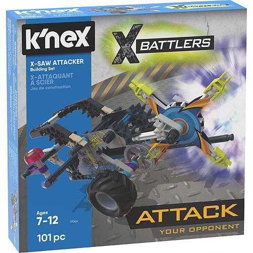 K'NEX X-Battlers X-Trasher Building Set