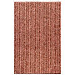 release date: 18682 7b55f Liora Manne Carmel Textured Stripe Indoor Outdoor Rug