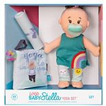 Manhattan Toy Wee Baby Stella Doll Yoga Set