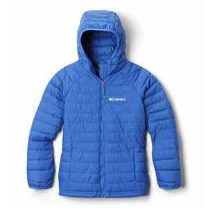 Girls 4-20 Columbia Powder Lite Hooded Jacket