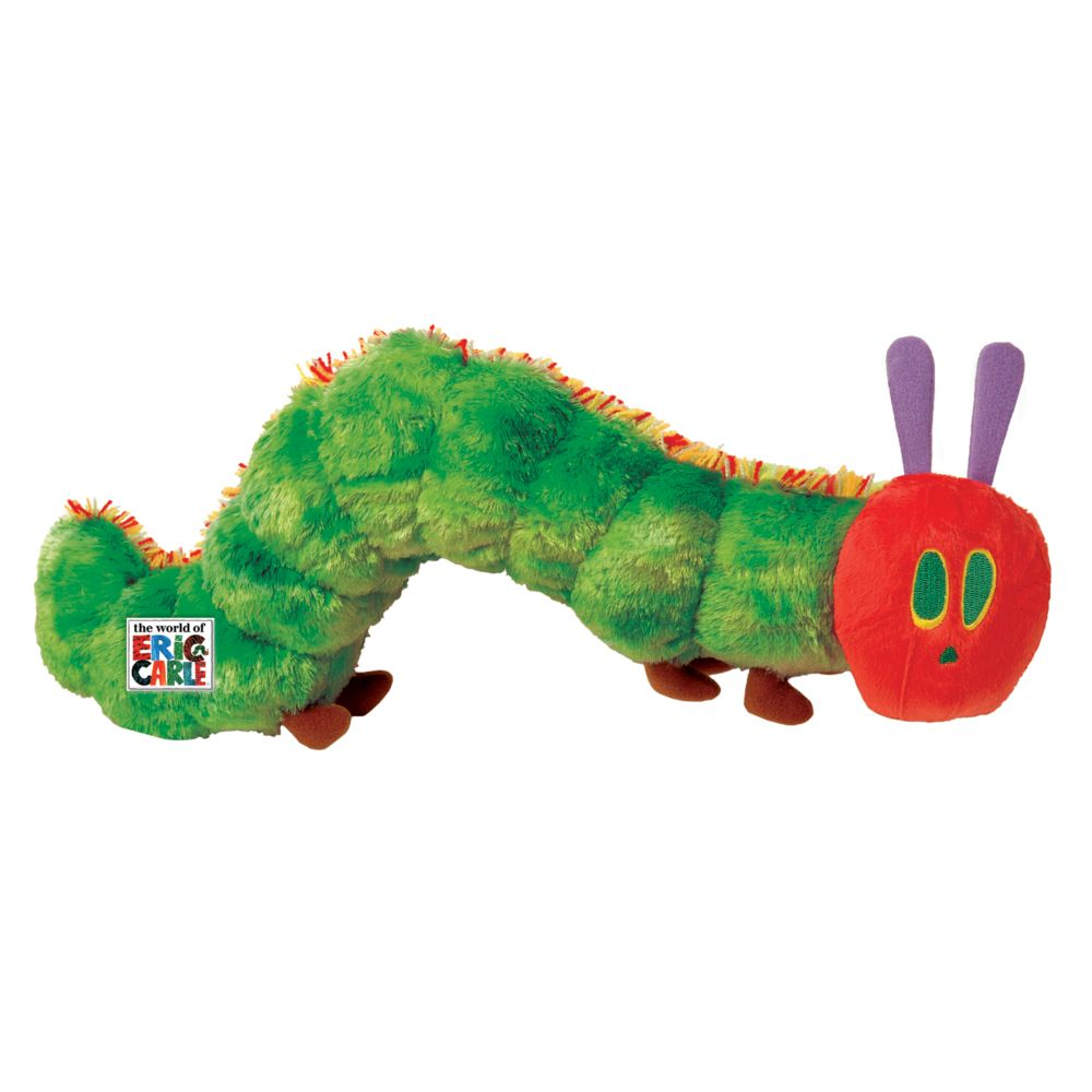 Kids Preferred The Very Hungry Caterpillar Plush Toy