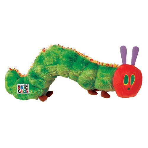 """Kids Preferred™ """"The Very Hungry Caterpillar"""" Plush Toy"""