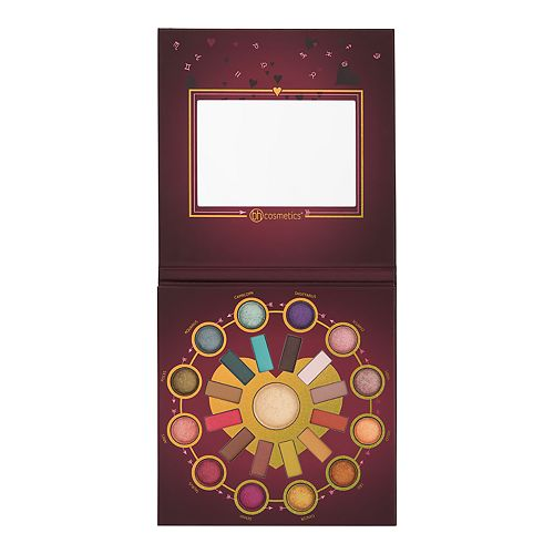 BH Cosmetics 35-Color Zodiac Love Signs Eyeshadow & Highlighter Palette