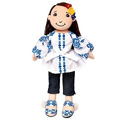 Manhattan Toy Groovy Girls Doll Special Edition - Willow