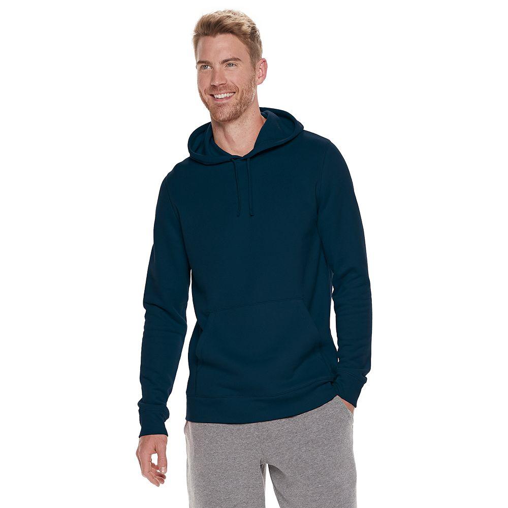 Men's Tek Gear® Ultra Soft Solid Fleece Hoodie