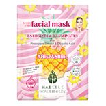 bioBELLE Rise & Shine Facial Sheet Mask