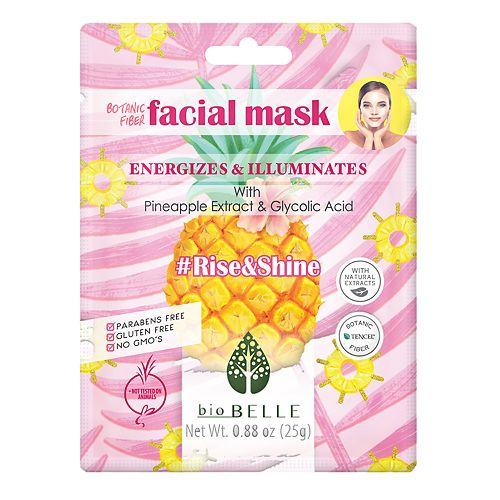 bioBELLE Rise & Shine Facial Sheet Mask