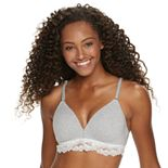 SO® Wire Free Lace Bra SO10354