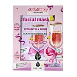 bioBELLE Rose All Day 3-Piece Facial Mask Set
