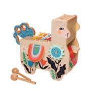 Manhattan Toy Lili Llama Musical Wooden Instrument