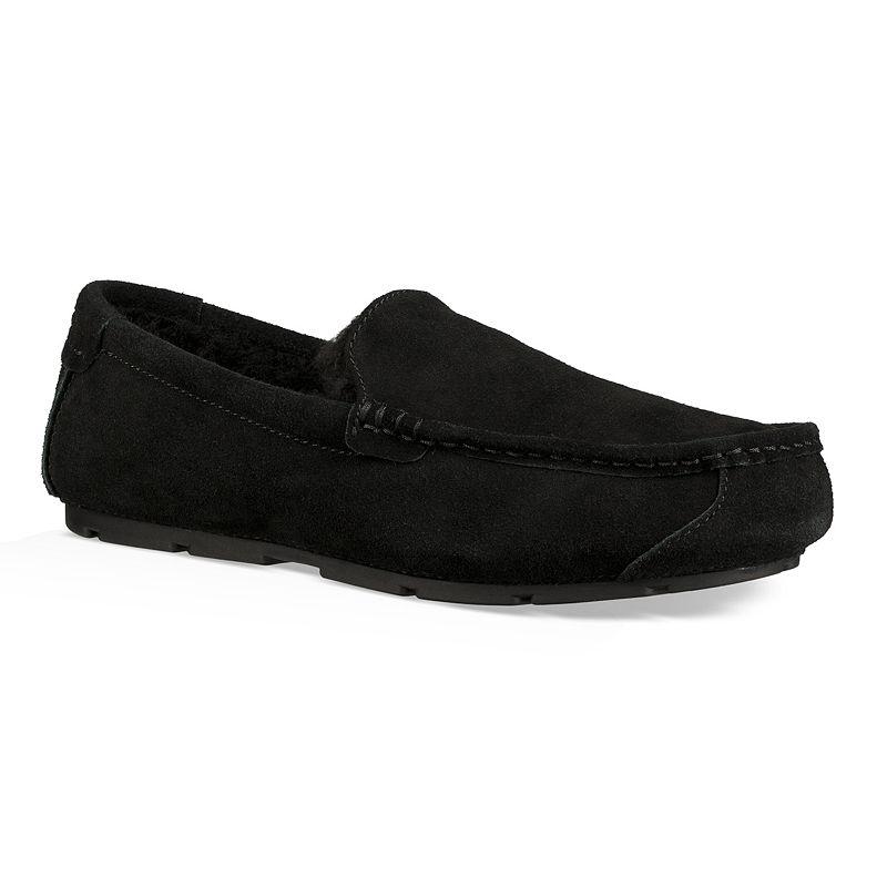 Koolaburra by UGG Tipton Men's Slippers, Size: Medium (13), Black