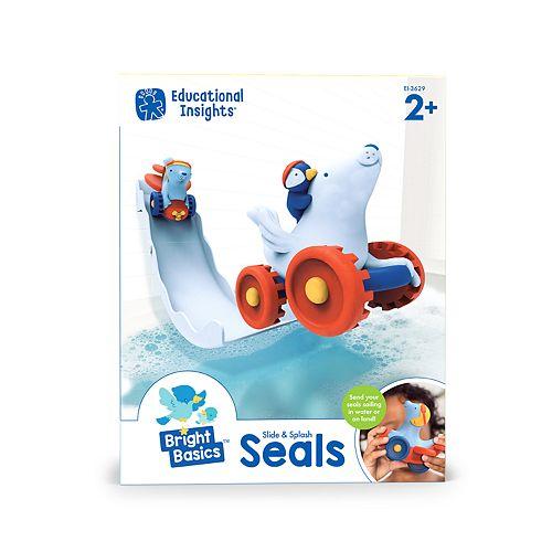Educational Insights Bright Basics Slide & Splash Seals