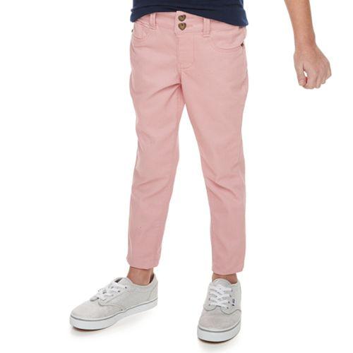 Girls 4-12 SONOMA Goods for Life™ Skinny Pants
