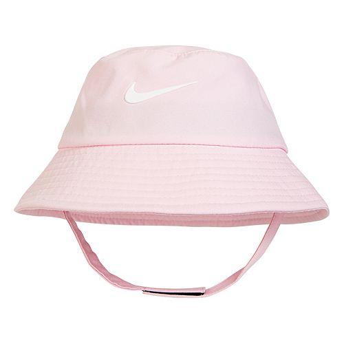 Toddler Girl Nike Pink Bucket Hat