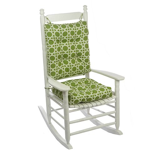 2-pc. Kane Rocking Chair Cushion Set