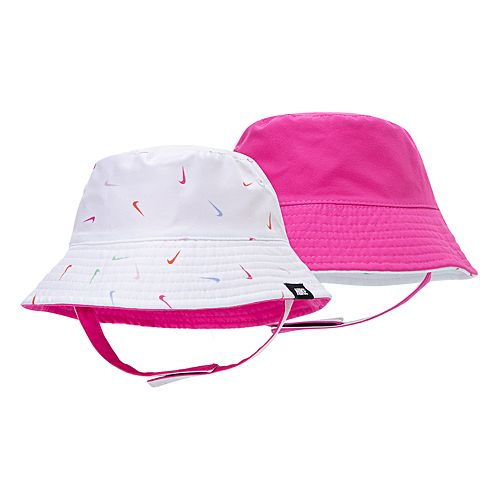 Baby Girl Nike Reversible UPF 40+ Bucket Hat
