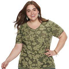 6e8c1c3daa635 Clearance Plus Size Clothing | Kohl's