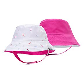 Toddler Girl Nike Reversible UPF 40+ Bucket Hat