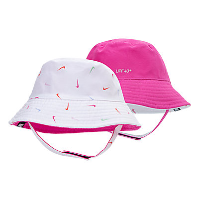 Toddler Girl Nike Reversible UPF 40+ Bucket Hat