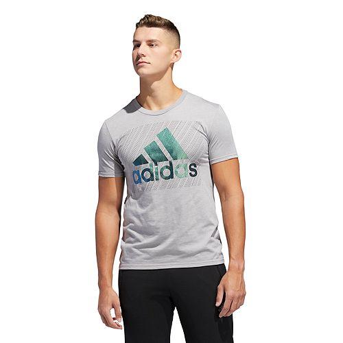 Men's adidas Mesh Inset Tee