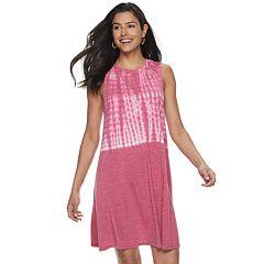82350df684b02 Women's SONOMA Goods for Life™ High-Neck Swing Dress