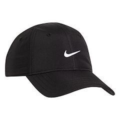 Toddler Boy Nike Essential Dri-FIT Black Baseball Cap