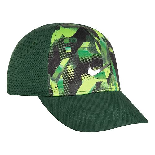 Toddler Boy Nike Sport Essential Dri-FIT Green Baseball Cap