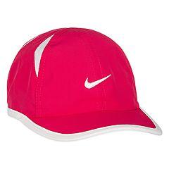 40c6e7a61bb645 Toddler Girl Nike Dri-FIT Adjustable Featherlight Cap