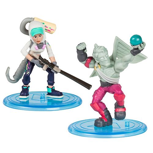 Fortnite Teknique and Love Range Figure Duo Pack