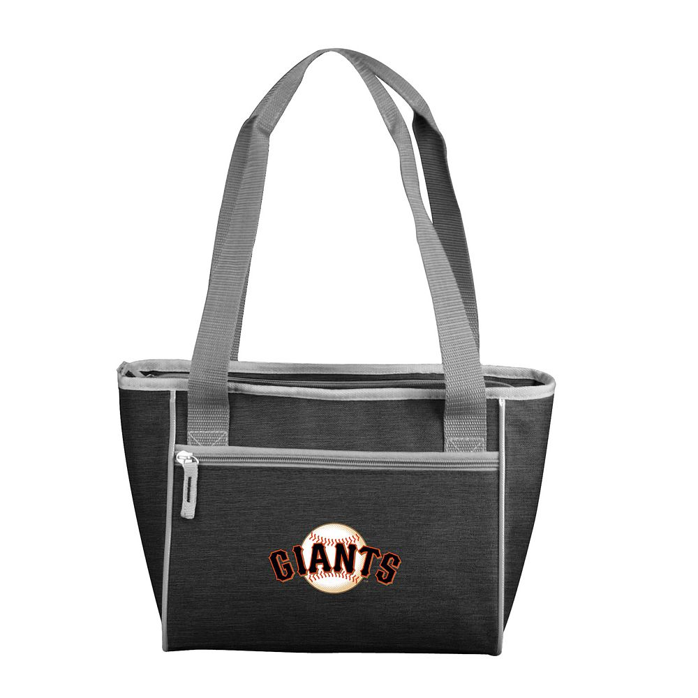 Logo Brand San Francisco Giants Crosshatch 16-Can Cooler Tote