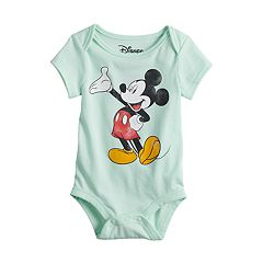 a869ef358 Disney's Mickey Mouse Baby Classic Graphic Bodysuit by Family Fun