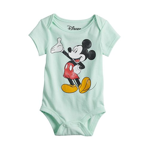 Disney's Mickey Mouse Baby Classic Graphic Bodysuit by Family Fun™