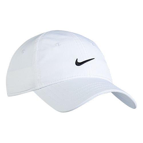 c87f064e Toddler Boy Nike Essential Dri-FIT White Baseball Cap