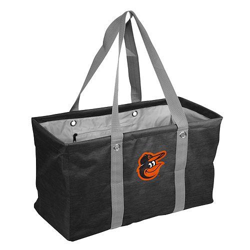 Logo Brand Baltimore Orioles Crosshatch Picnic Caddy