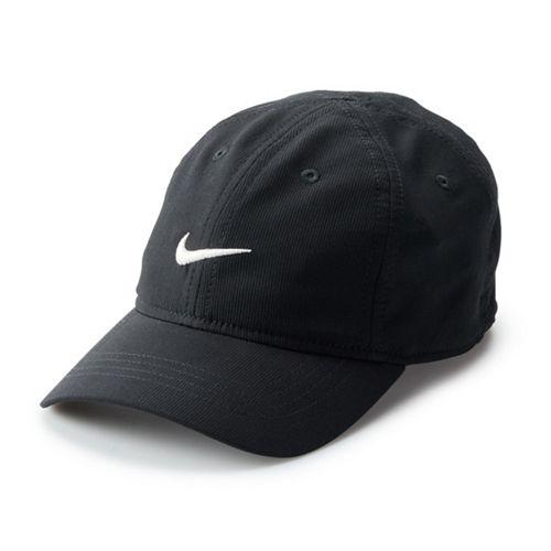 Baby Boy Nike Essential Dri-FIT Black Baseball Cap