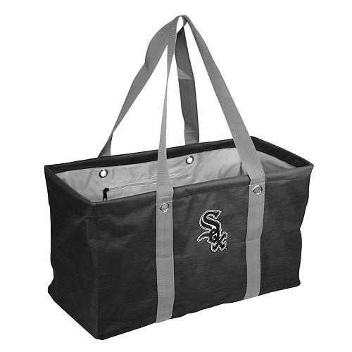 Logo Brand Chicago White Sox Crosshatch Picnic Caddy