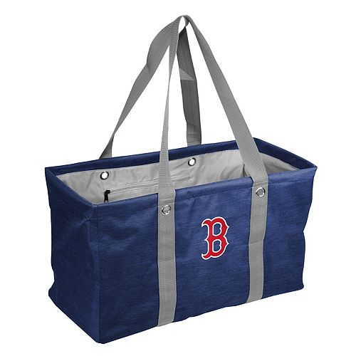 Logo Brand Boston Red Sox Crosshatch Picnic Caddy