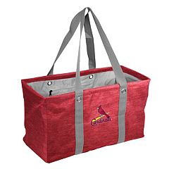 Logo Brand St. Louis Cardinals Crosshatch Picnic Caddy