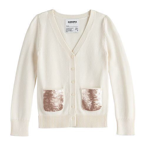 Girls Sweaters: Find Cute Cardigan Sweaters & Jumpers For Kids | Kohl's