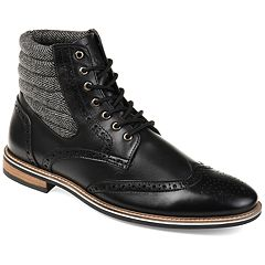Thomas & Vine Apollo Men's Wingtip Boots