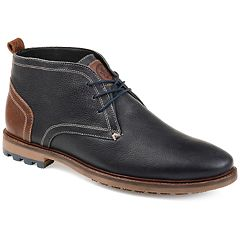 Thomas & Vine Logan Men's Waterproof Chukka Boots