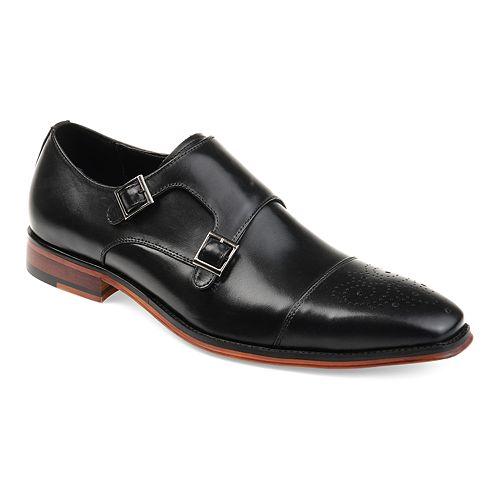 Thomas & Vine Rockwell Men's Monk Strap Dress Shoes